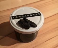 Tonkabohnenpaste wie Vanillepaste aber mit dem leckeren Geschmack von Tonkabohne