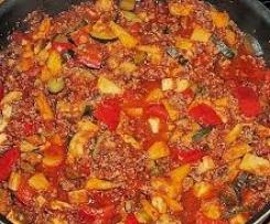 Gerrys feinwürzige, schnelle vegetarische Gemüseteller