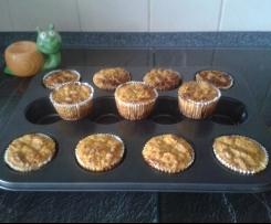 schnelle Thunfisch Muffins ( Low Carb )