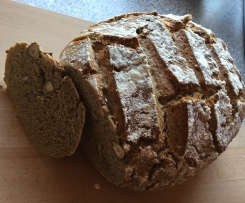 Roggen-Nuss-Brot
