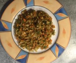 Suppenbrühe (vegetarisch)
