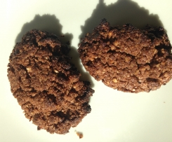 Nutella-Haselnuss-Cookies