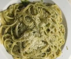Spagetti aglio olio