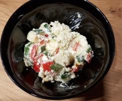 Gnocchi-Gemüse-Auflauf