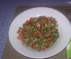 Italienischer Bohnensalat
