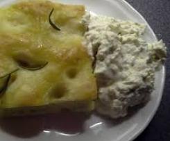 Oliven - Parmesan - Creme