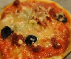 Tomatensoße für Pizza a lá Jamie Oliver