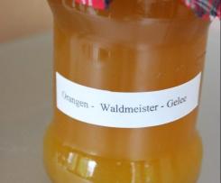 Waldmeister Orangengelee