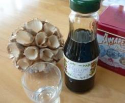 Nocino - Nussschnaps aus Italien ( Digestif )