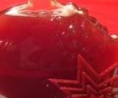 Blutorangen-Sirup
