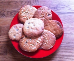 Schoko Cookies!!! Superschnell & der Kinder-Hit!