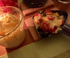 Käsecreme zu Raclette/aufs Brot/zum überbacken