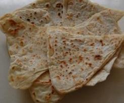 Paratha (geschichtetes Brot)