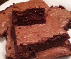 American Brownies (nicht zu süß)