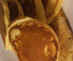 pancakes, very british