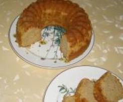 Baileys Rührkuchen mit Hazelnut Flavour, super lecker und fluffig