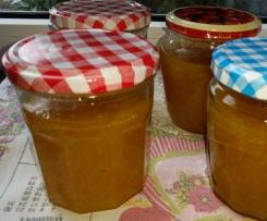 Zitronen-Limetten-Marmelade