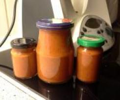 Thermomix tomatensoße auf vorrat