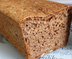 Leckeres Dinkel Walnuss Brot