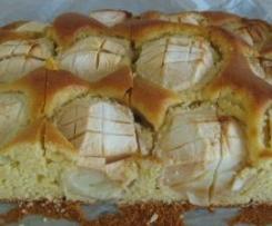 Apfel-,Pflaumen-,Kirschkuchen