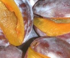 zur Pflaumensaison: Pflaumen-Amaretto Marmelade