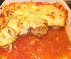 Fleischklößchen, mexikanischer Art